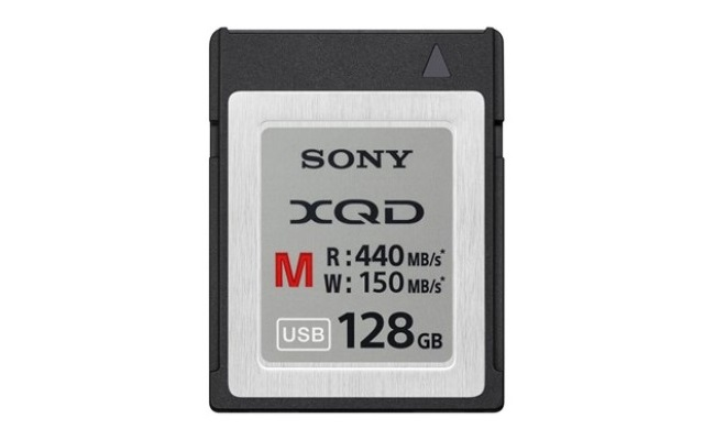 Sony XQD 128GB