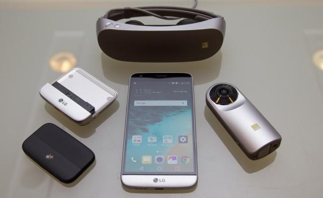 LG lanson edhe disa pajisje shtesë për smartphone