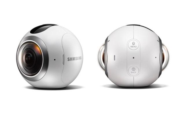 Samsung Gear 360 prezantohet në MWC (Video)