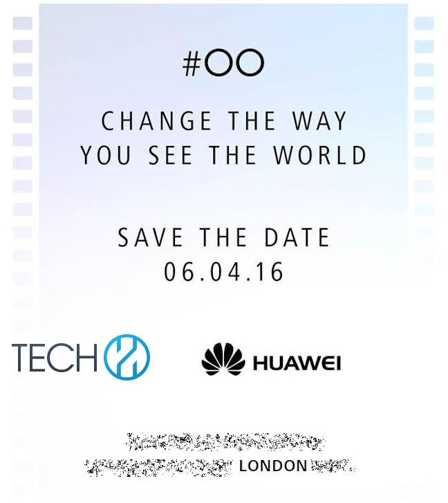 Huawei P9 lansimi