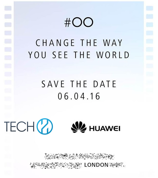 Huawei P9 vjen me 6 Prill