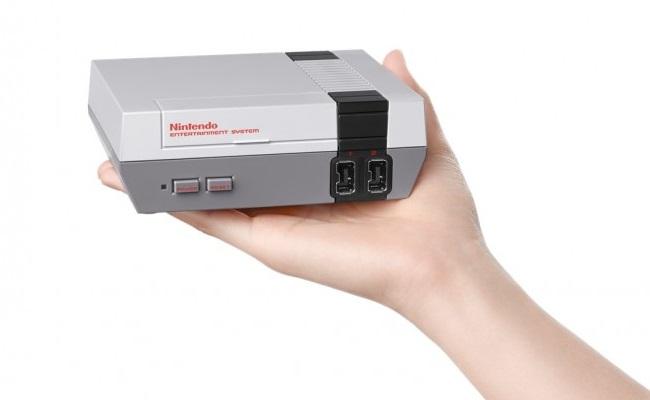 Nintendo njofton për konsolën e re NES që posedon 30 lojëra klasike