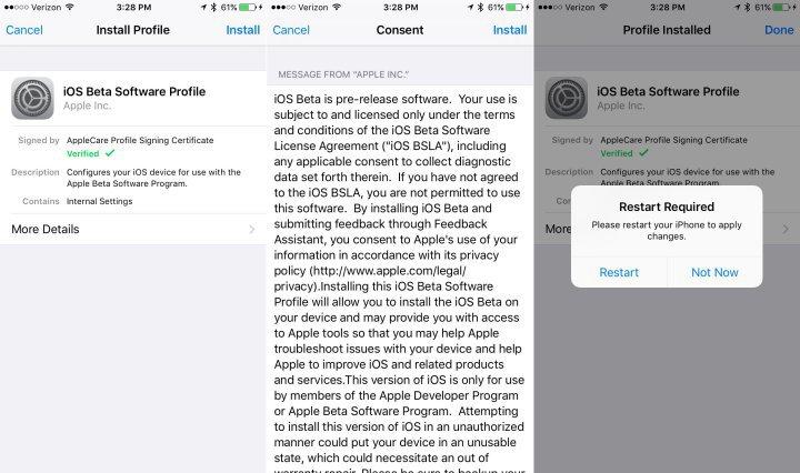 Lëshohet iOS 10 Beta 2 për iPhone, iPad dhe iPod touch
