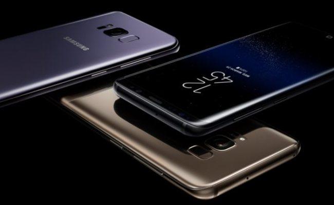 Lansohet Samsung Galaxy S8 dhe S8+
