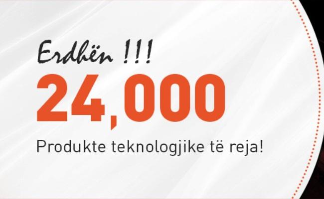 Gjirafa50, tani vjen me 24000 produkte të reja
