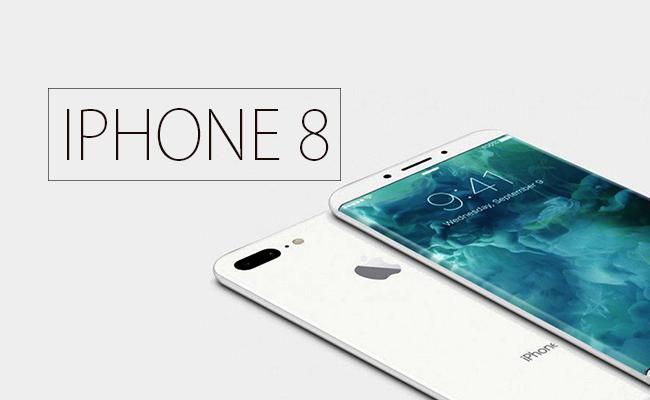 iPhone 8 vjen me ekran të lakuar