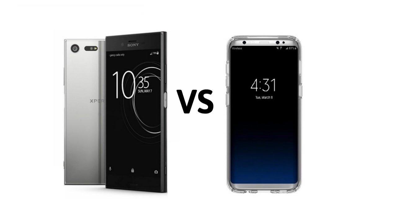 A është Sony Xperia XZ Premium më i mirë se  Samsung Galaxy S8
