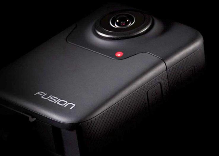 GoPro sjell kamerën e re Fusion me 5.2K