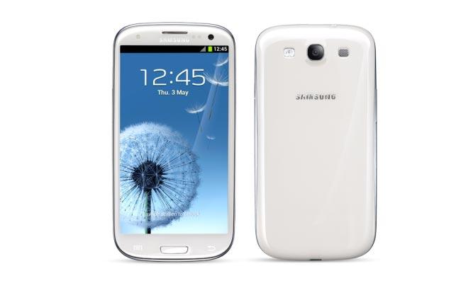 Samsung Galaxy S3 thyen rekordet e Vodafone