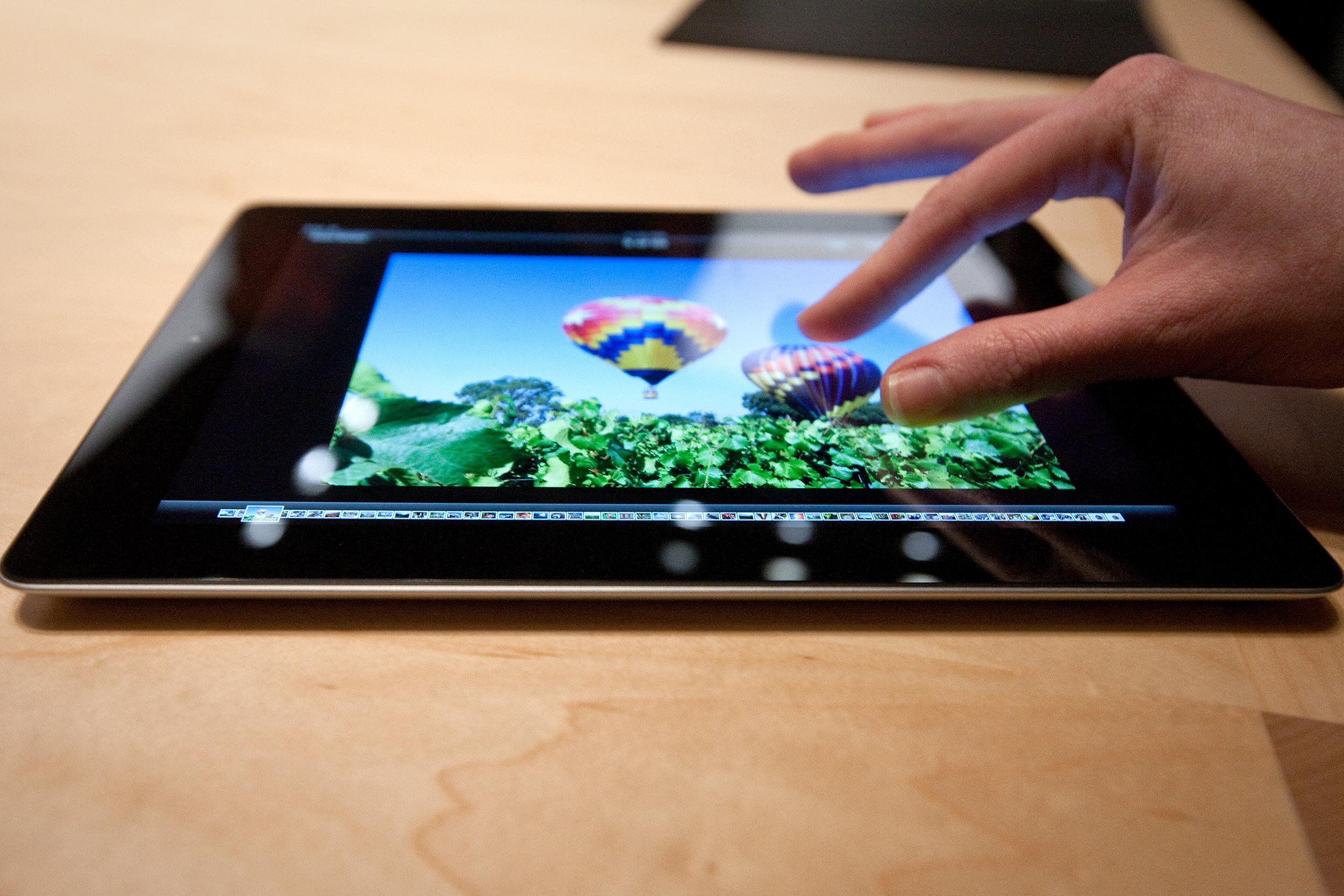 Ipad3 nga Apple