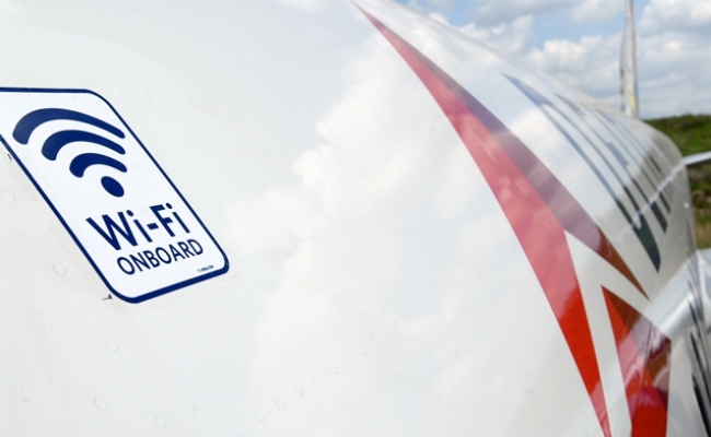 Delta Airlines sjell WiFi në fluturimet ndërkombëtare