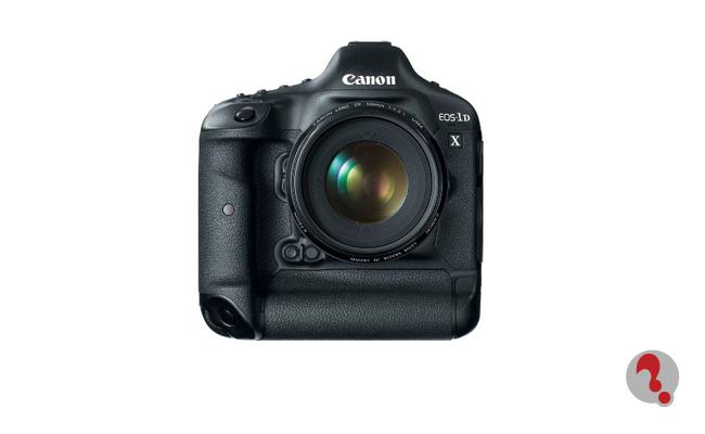 Në treg, aparati digjital Canon EOS-1D X