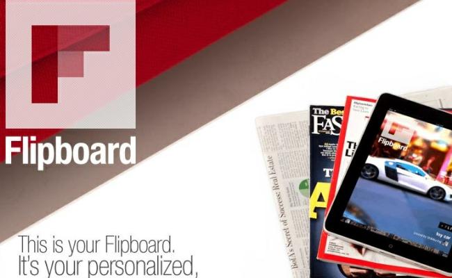 Flipboard tani edhe në Google Play