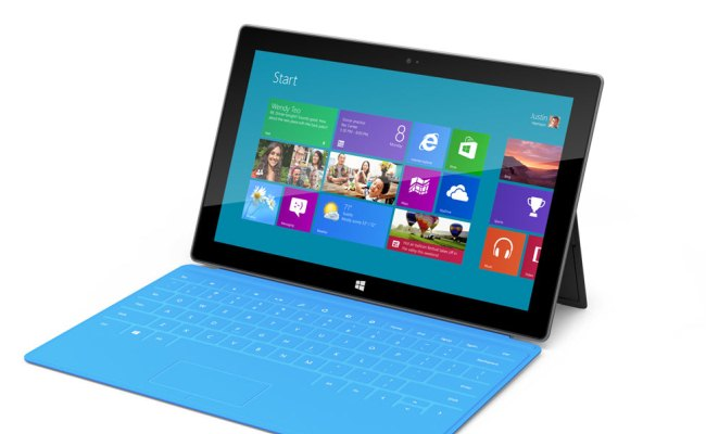 Microsoft Surface – Publikon çmimet