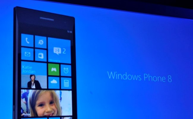 Sistemi operativ Windows Phone 8