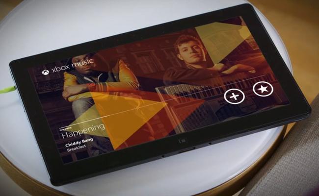 """Shërbimi i ri """"Xbox Music"""" nga Microsoft-i"""