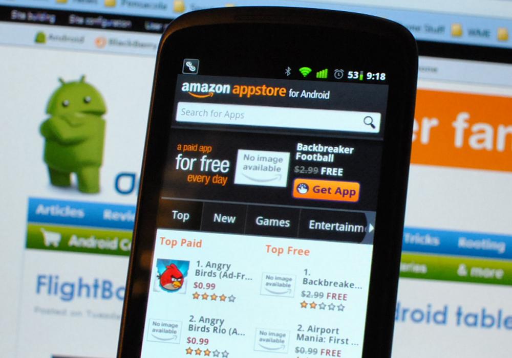 Amazon App Store së shpejti edhe për Evropë