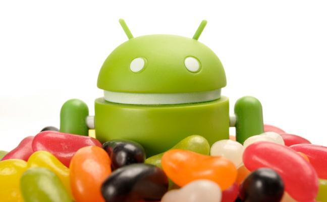 "Android 4.1 ""JellyBean"""
