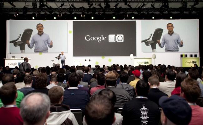 Ngjarjet që karakterizuan konferencën e Google I/O 2012