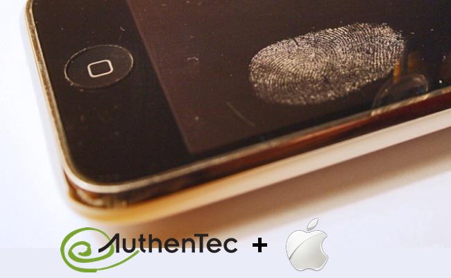 """Apple ka blerë kompaninë """"AuthenTec"""""""