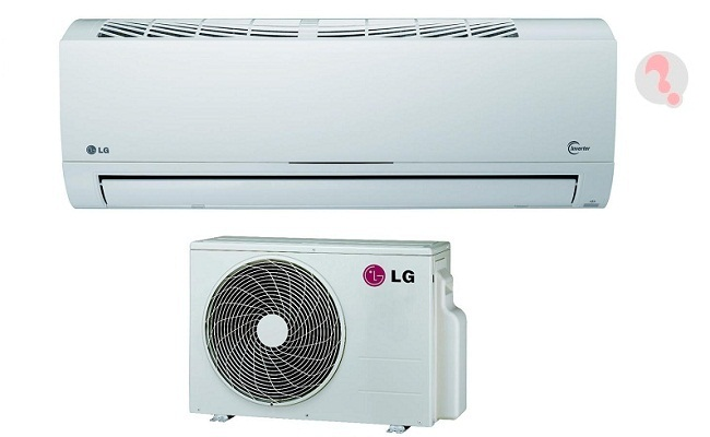 Vlerësim: LG CS12AF Klimë Inverter
