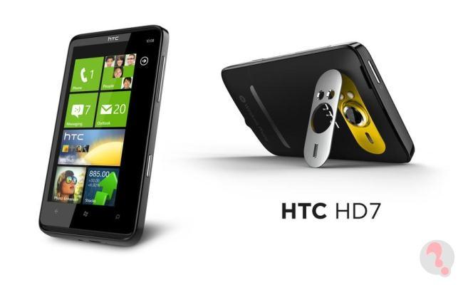Vlerësim: Windows Phone HTC HD7