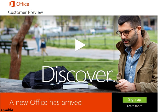 Microsoft publikon paketën Office 2013