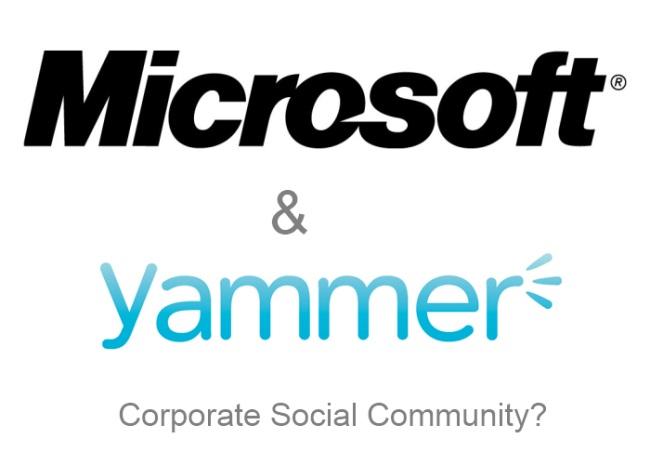 Microsoft përfundon përvetësimin e Yammer