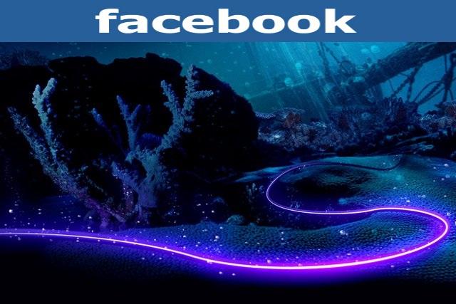 Facebook investon 10.000 kilometra kabëll interneti nën ujë
