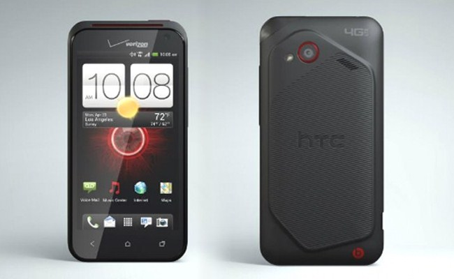 "Versioni i ri ""HTC Droid Incredible 4G LTE"""
