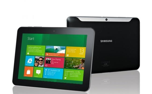 Windows RT tablet nga Samsung në Tetor