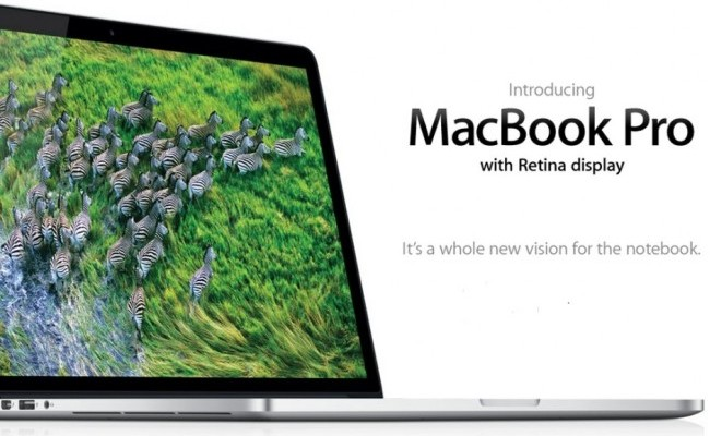 Apple MacBook Pro Retina – Modeli i ri