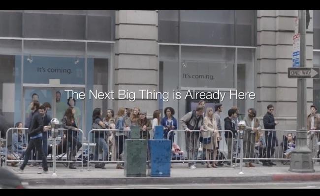 Reklama e re e Samsung kundër iPhone 5