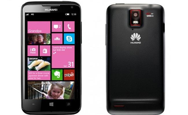 Huawei partneri i fundit për Windows Phone 8