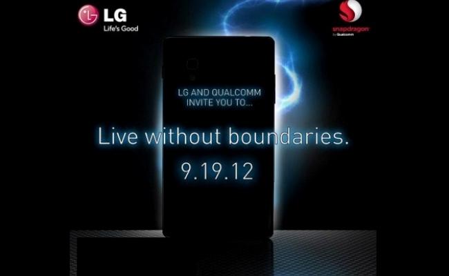 Publikohet Smartphone LG Optimus G