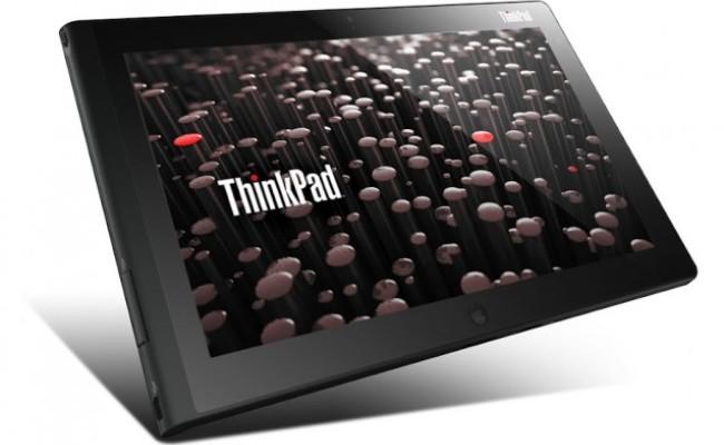 Lenovo tregon çmimin për ThinkPad Tablet 2