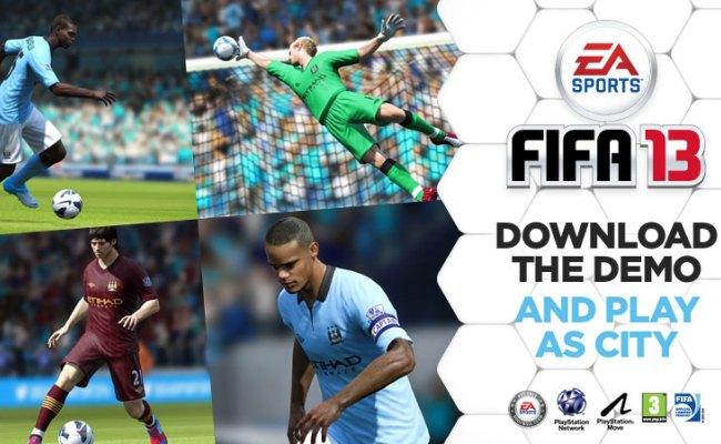 FIFA 13 demo, 2 milion shkarkime brenda 3 ditëve