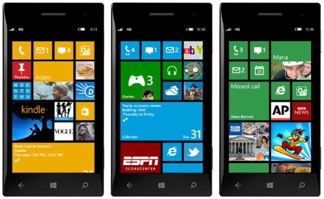 Sony i interesuar për Windows Phone 8
