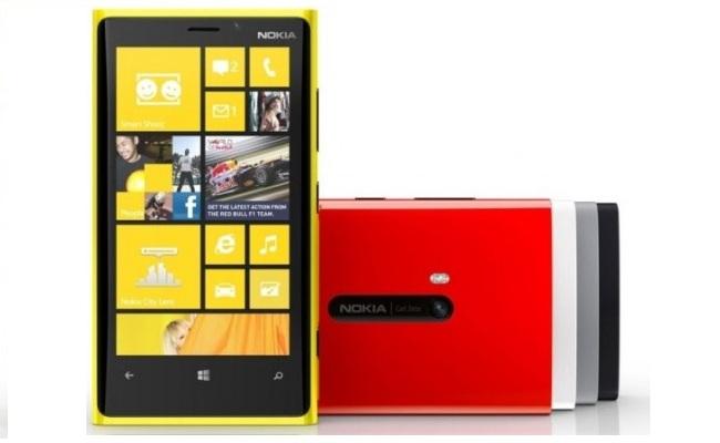 Zbulohet Nokia Lumia 920 më Windows Phone 8 (e plotësuar)