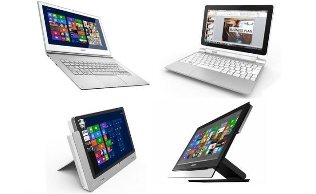 3 Ultrabook të ri nga Acer