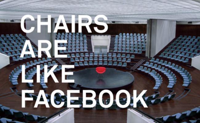 Facebook krahason vetën më karrige