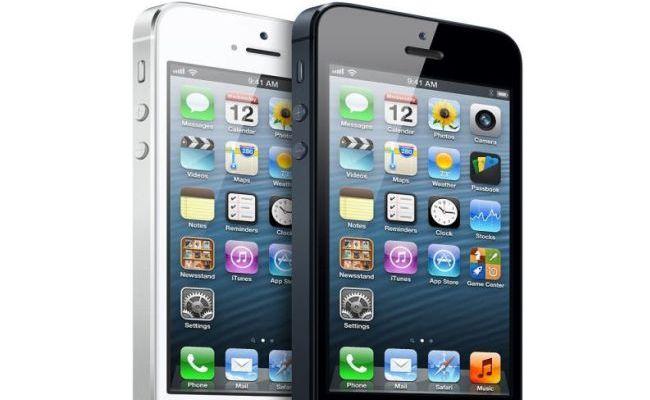iPhone 5 në më shumë se 50 vende në Dhjetor