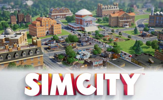 SimCity, video demonstrim