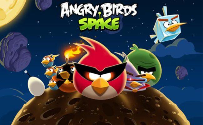 Angry Birds Space tani në dispozicion për WP8