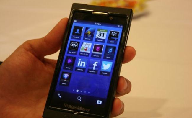Demonstroni sistemin operativ BB10 nga smartphone-i juaj