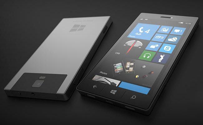 Microsoft po teston smartphone të vet
