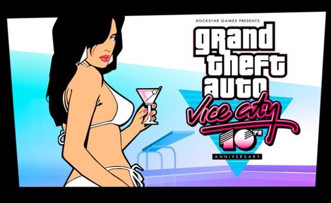 Loja Grand Theft Auto Vice City, për Android dhe iOS