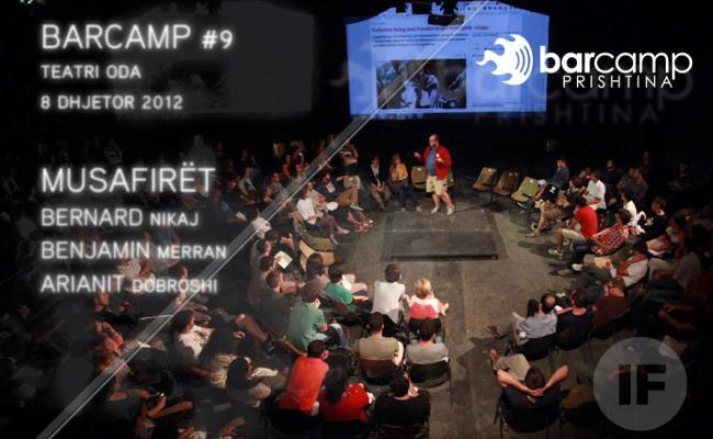 BarCamp Prishtina, 8 dhjetor