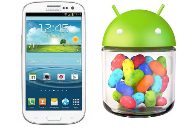 Video Vlerësim: Galaxy S3 Jelly Bean përditësimi