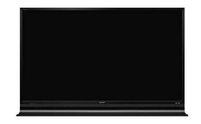 Sharp shpalos televizionin 60 inç ultra HDTV